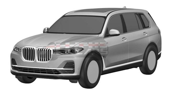 BMW sẽ ra mắt X7 vào tháng 10, cạnh tranh trực tiếp với Mercedes-Benz GLS ảnh 1