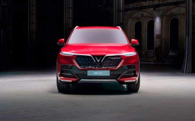 Báo quốc tế khen thiết kế xe của VinFast ảnh 5