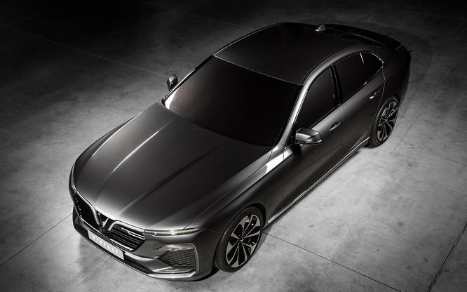 Báo quốc tế khen thiết kế xe của VinFast ảnh 3