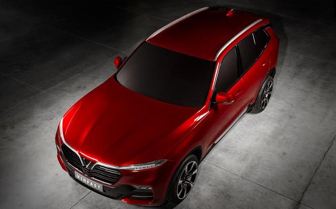 Báo quốc tế khen thiết kế xe của VinFast ảnh 4