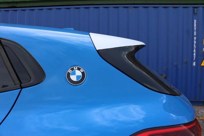BMW X2 đã cập cảng Việt Nam, chỉ còn chờ ngày ra mắt ảnh 1