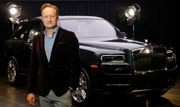 """Chiêu mộ giám đốc thiết kế Rolls-Royce, hãng FAW của Trung Quốc quyết """"chơi lớn"""" ở thị trường thế giới ảnh 2"""