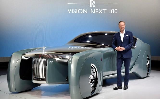 """Chiêu mộ giám đốc thiết kế Rolls-Royce, hãng FAW của Trung Quốc quyết """"chơi lớn"""" ở thị trường thế giới ảnh 3"""