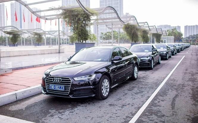 """Các chính khách của """"Diễn đàn kinh tế thế giới về ASEAN 2018"""" di chuyển bằng xe gì? ảnh 2"""