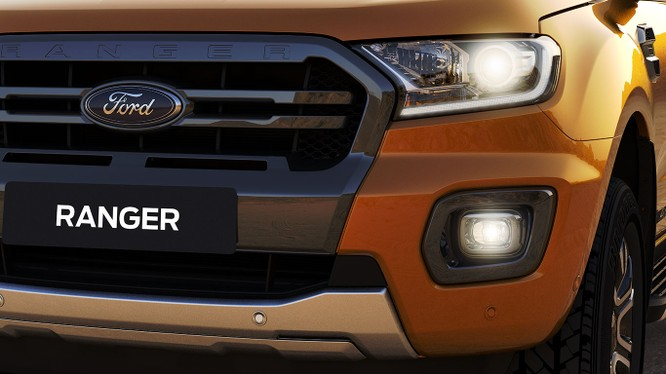 Ford Ranger 2018 mới đã có giá bán, từ 630 triệu đồng, 7 phiên bản với 3 tùy chọn động cơ ảnh 2