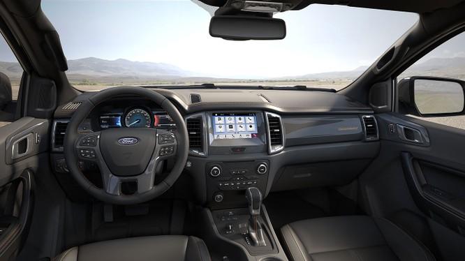Ford Ranger 2018 mới đã có giá bán, từ 630 triệu đồng, 7 phiên bản với 3 tùy chọn động cơ ảnh 8