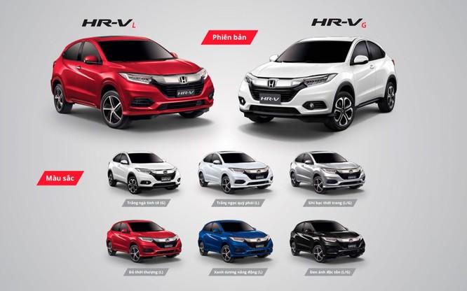 Bỏ qua Ford EcoSport và Hyundai Kona, Honda HR-V sẽ cạnh tranh với các đối thủ nào? ảnh 19