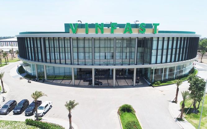 Sau 1 năm xây dựng, tổ hợp sản xuất ô tô VinFast giờ ra sao? ảnh 3