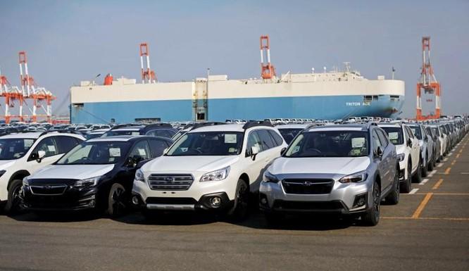 Tránh được các sắc thuế đánh vào ô tô, Nhật Bản sẵn sàng ngồi vào bàn đám phán với Mỹ ảnh 2