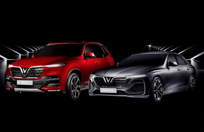 Lux A2.0 và Lux SA2.0 sẽ là tên gọi chính thức của 2 mẫu xe VinFast ảnh 1