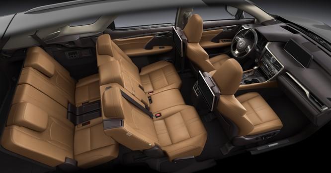 Lexus Việt Nam trình làng RX 350L với 7 chỗ, giá bán 4,090 tỷ đồng ảnh 2