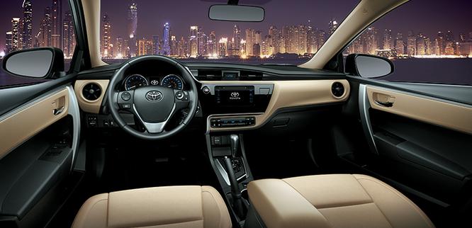 Thêm tính năng, giá bán Toyota Corolla Altis 2018 vừa ra mắt tại Việt Nam có biến động? ảnh 3