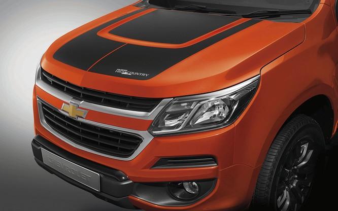 Chevrolet Colorado có thêm phiên bản giới hạn Storm, giá bán như bản High Country ảnh 3