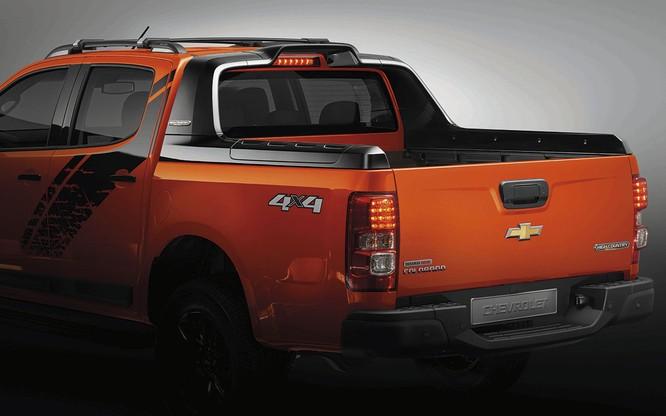 Chevrolet Colorado có thêm phiên bản giới hạn Storm, giá bán như bản High Country ảnh 5