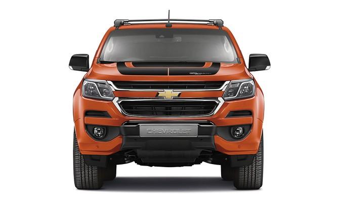 Chevrolet Colorado có thêm phiên bản giới hạn Storm, giá bán như bản High Country ảnh 8