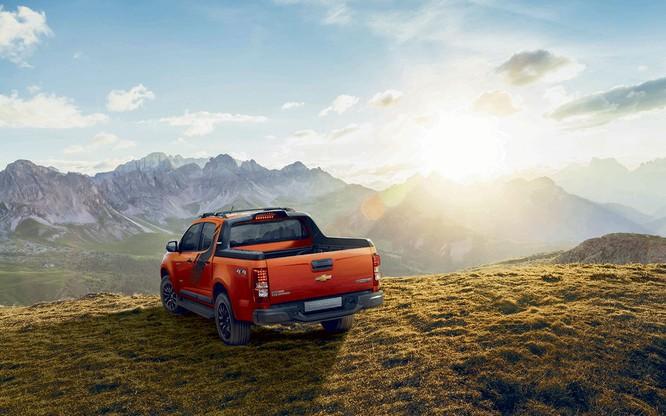 Chevrolet Colorado có thêm phiên bản giới hạn Storm, giá bán như bản High Country ảnh 11