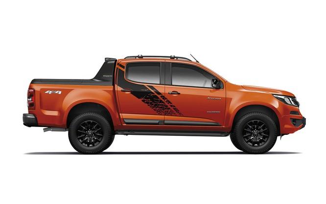 Chevrolet Colorado có thêm phiên bản giới hạn Storm, giá bán như bản High Country ảnh 9