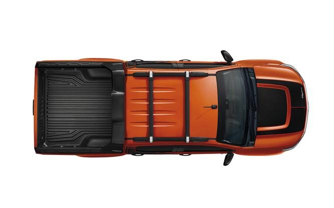 Chevrolet Colorado có thêm phiên bản giới hạn Storm, giá bán như bản High Country ảnh 10