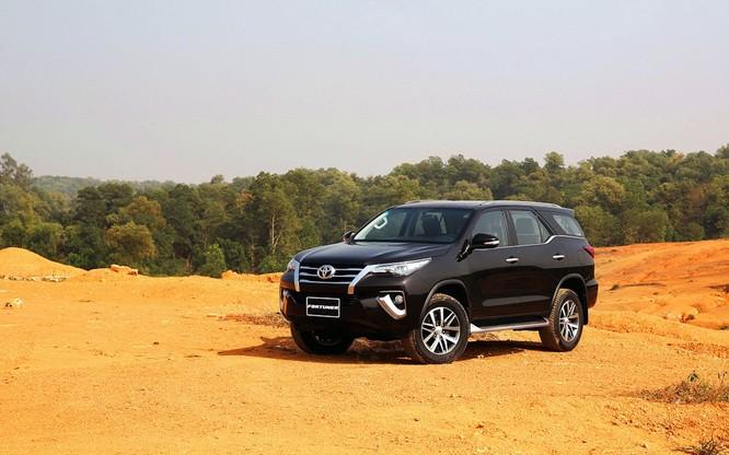 Bứt phá doanh số trong tháng 9/2018, Toyota Việt Nam đã bán ra 6.259 xe ảnh 2