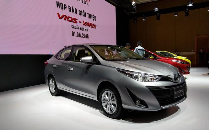 Bứt phá doanh số trong tháng 9/2018, Toyota Việt Nam đã bán ra 6.259 xe ảnh 1