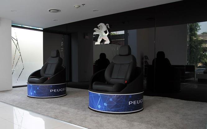 Peugeot có thêm showroom thứ 3 tại Hà Nội ảnh 2