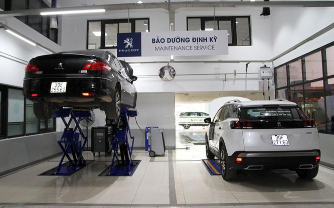 Peugeot có thêm showroom thứ 3 tại Hà Nội ảnh 4