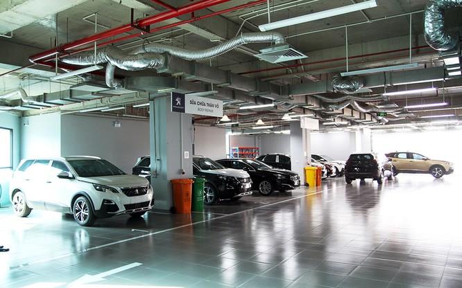 Peugeot có thêm showroom thứ 3 tại Hà Nội ảnh 3