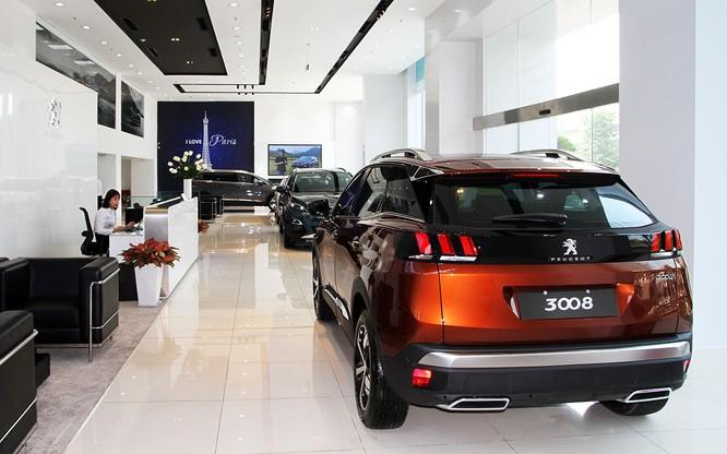 Peugeot có thêm showroom thứ 3 tại Hà Nội ảnh 1