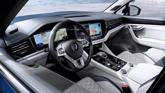 Volkswagen Touareg 2019 đã về Việt Nam, sẵn sàng cho màn ra mắt tại VMS 2018 ảnh 2