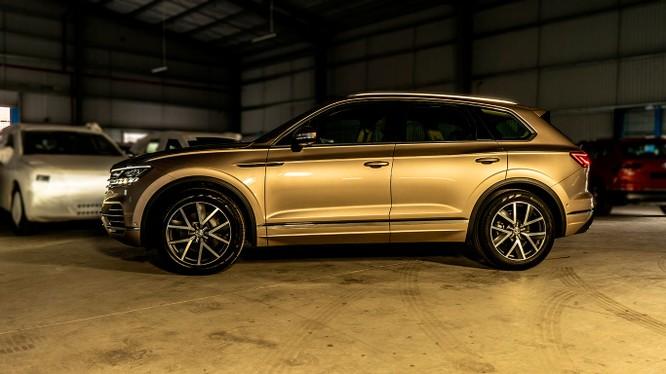 Volkswagen Touareg 2019 đã về Việt Nam, sẵn sàng cho màn ra mắt tại VMS 2018 ảnh 1