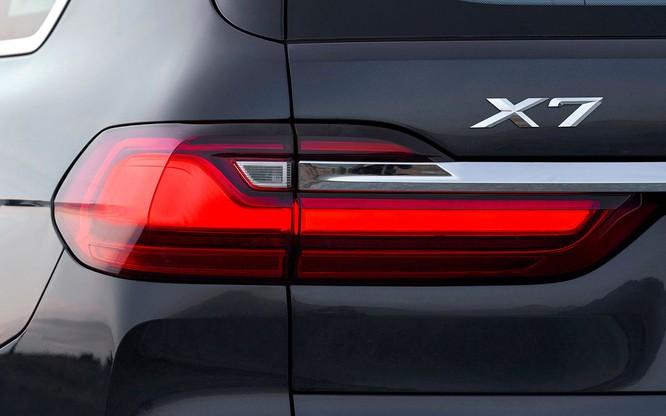 BMW X7 2019 chính thức lộ diện, sang trọng như Rolls-Royce ảnh 13