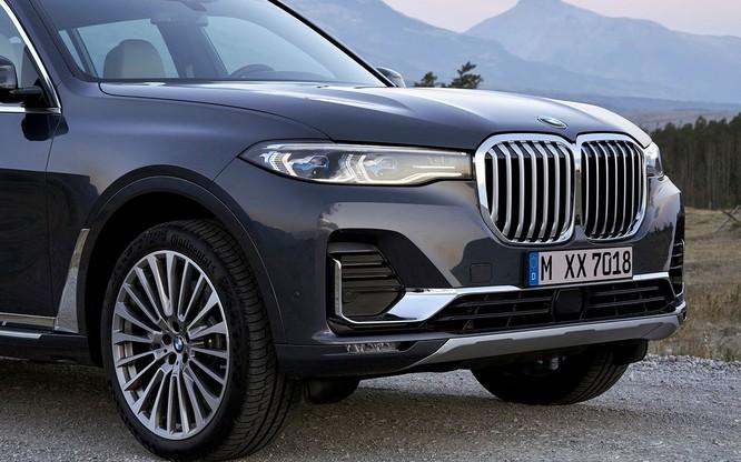 BMW X7 2019 chính thức lộ diện, sang trọng như Rolls-Royce ảnh 14