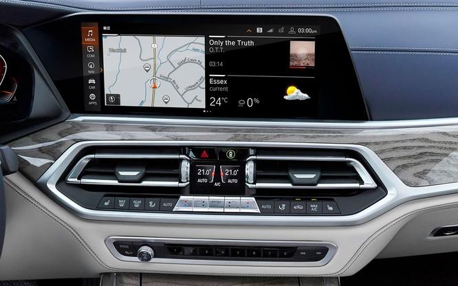 BMW X7 2019 chính thức lộ diện, sang trọng như Rolls-Royce ảnh 19