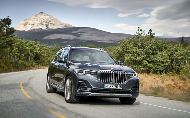 BMW X7 2019 chính thức lộ diện, sang trọng như Rolls-Royce ảnh 7