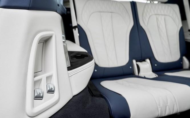 BMW X7 2019 chính thức lộ diện, sang trọng như Rolls-Royce ảnh 22