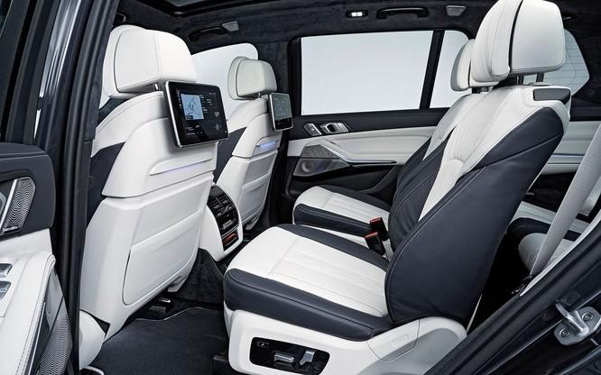 BMW X7 2019 chính thức lộ diện, sang trọng như Rolls-Royce ảnh 23