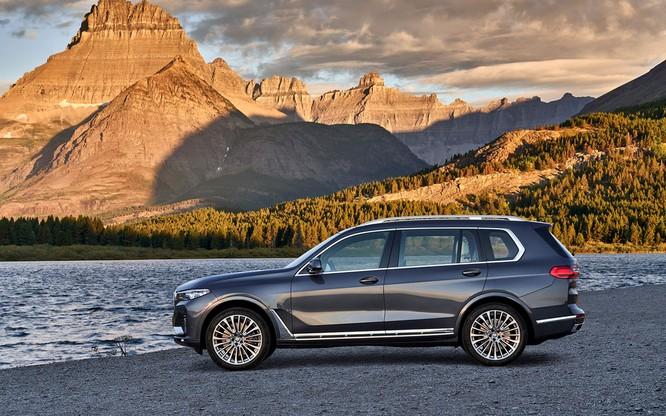 BMW X7 2019 chính thức lộ diện, sang trọng như Rolls-Royce ảnh 3