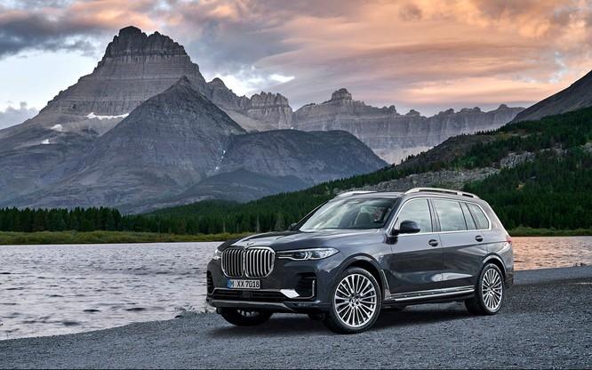 BMW X7 2019 chính thức lộ diện, sang trọng như Rolls-Royce ảnh 32