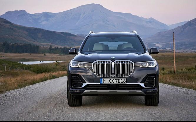 BMW X7 2019 chính thức lộ diện, sang trọng như Rolls-Royce ảnh 1