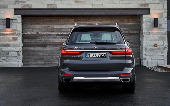 BMW X7 2019 chính thức lộ diện, sang trọng như Rolls-Royce ảnh 9