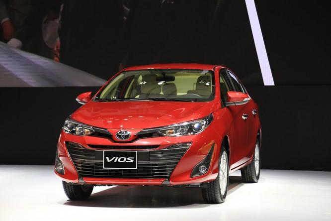 """Vừa ra mắt loạt xe mới, Toyota Việt Nam còn giấu """"con bài"""" nào cho VMS 2018 ảnh 2"""