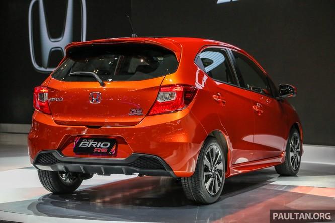 Honda dự tính mang đối thủ của Toyota Wigo về tham dự VMS 2018 ảnh 2