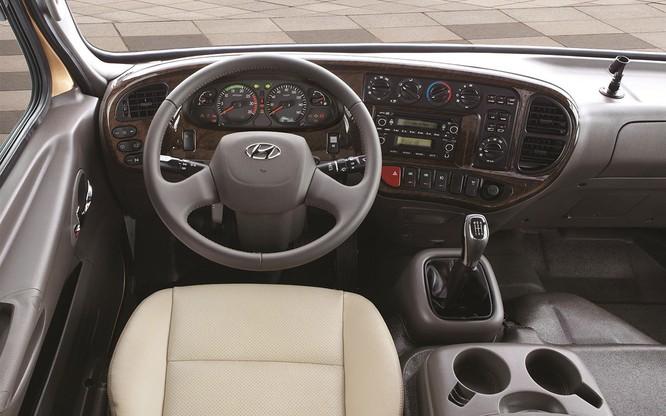 Giá bán 1,395 tỷ đồng, Hyundai New County vừa ra mắt tại Việt Nam có gì đáng chú ý? ảnh 3