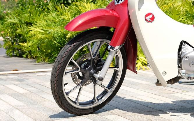 Bán giá 85 triệu đồng, Honda Super Cub C125 chỉ dành cho dân chơi ảnh 5