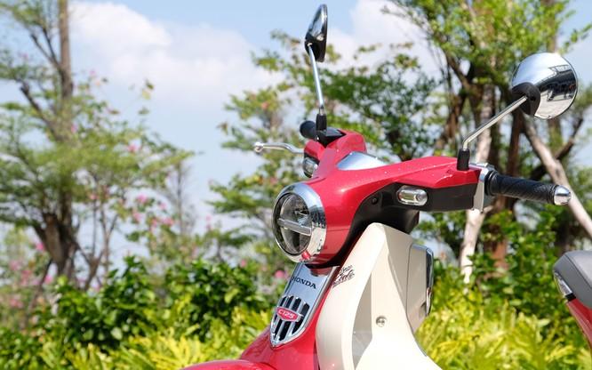 Bán giá 85 triệu đồng, Honda Super Cub C125 chỉ dành cho dân chơi ảnh 6
