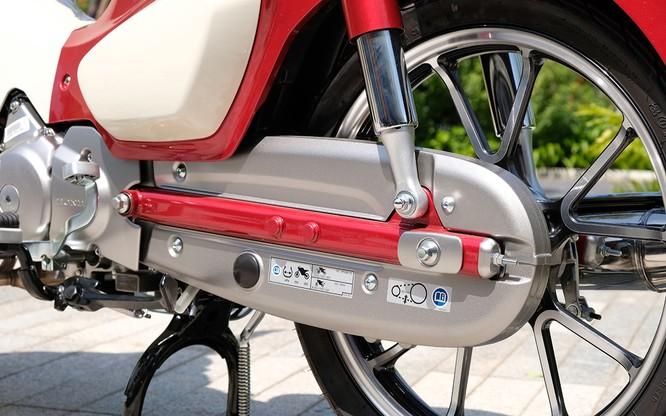 Bán giá 85 triệu đồng, Honda Super Cub C125 chỉ dành cho dân chơi ảnh 7