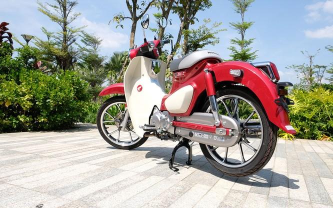 Bán giá 85 triệu đồng, Honda Super Cub C125 chỉ dành cho dân chơi ảnh 1