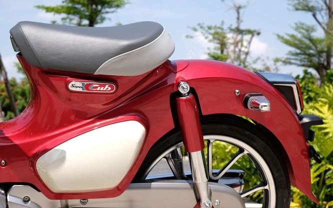 Bán giá 85 triệu đồng, Honda Super Cub C125 chỉ dành cho dân chơi ảnh 8
