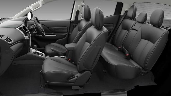 Có gì mới trên mẫu Mitsubishi Triton 2019 vừa ra mắt? ảnh 5