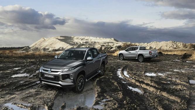 Có gì mới trên mẫu Mitsubishi Triton 2019 vừa ra mắt? ảnh 8